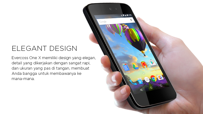 android one evercross one x