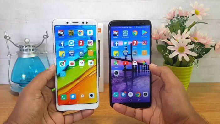 Honor 9i vs Xiaomi Redmi Note 5, Smartphone Kelas Menengah Berkualitas