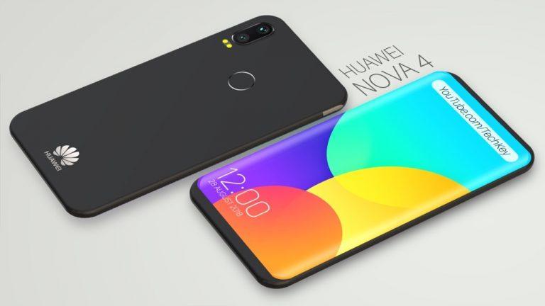 Mengenal Kecanggihan Huawei Nova 4