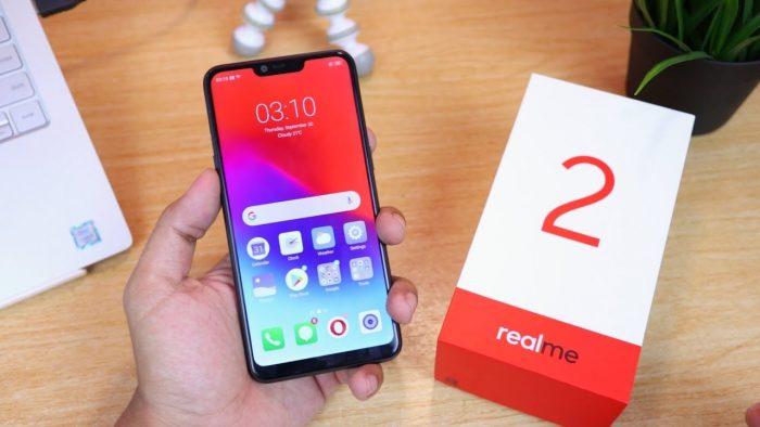 Realme 2, Smartphone Keren Dengan Harga Terjangkau