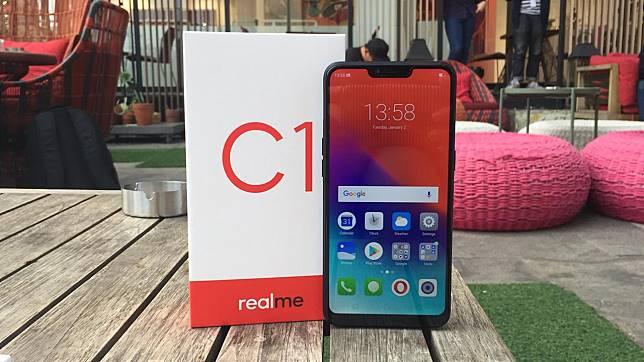 Review Realme C1, Smartphone Murah Nan Keren