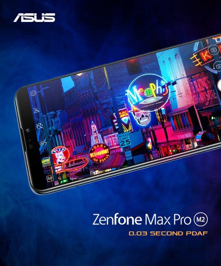 Spesifikasi Asus Zenfone Max M2, Smartphone Murah dengan Spek Keren