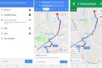 Cara Melacak Keberadaan No Hp Melalui Google Maps