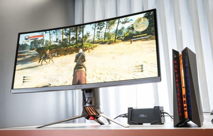 monitor gaming asus rog
