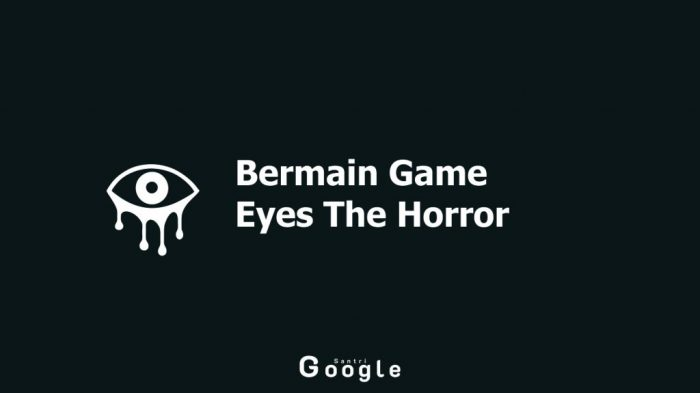 Memacu Adrenalin dengan Bermain Game Eyes The Horror